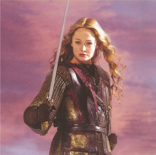 Female warrior film 1
